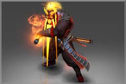 Cinder Sensei (Ember Spirit Set)