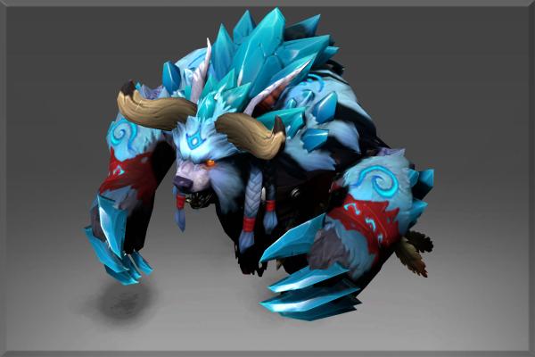 Hunter of the Crystal Drift (Ursa set)