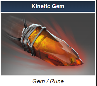 Kinetic: Epitaphic Trap (Templar Assassin)