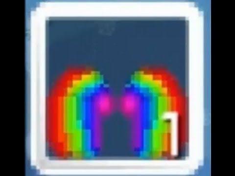 Rainbow Wing + 1WL