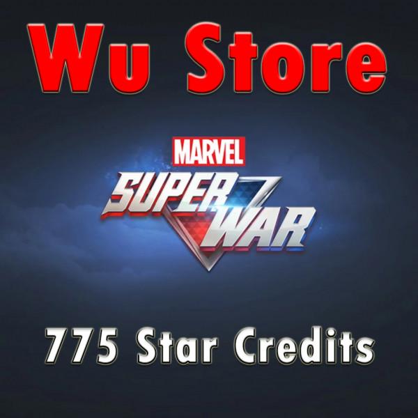 775 Star Credits
