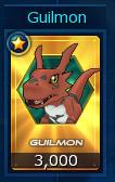 1000 Guilmon Seal