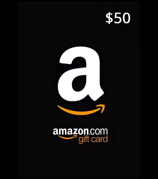 Amazon Gift Card US$50
