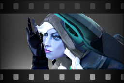 Taunt: Keep an Ear Out (Drow Ranger Taunt)