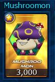 1000 Mushroomon Seal
