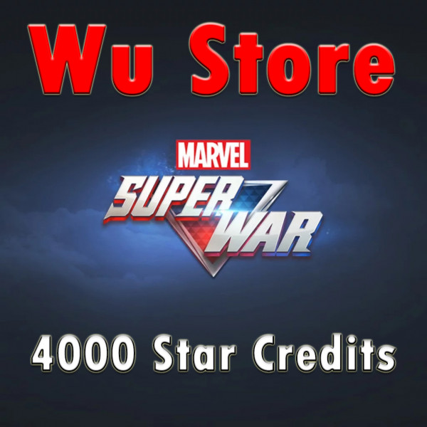 4000 Star Credits