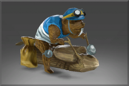 Woodchopper (Courier)