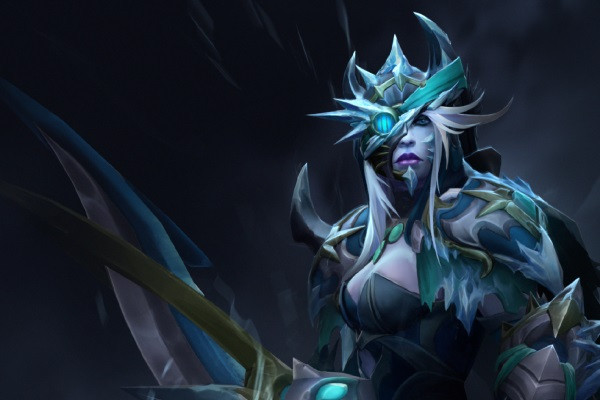 The Gaze of Zebulon (Drow ranger Set)