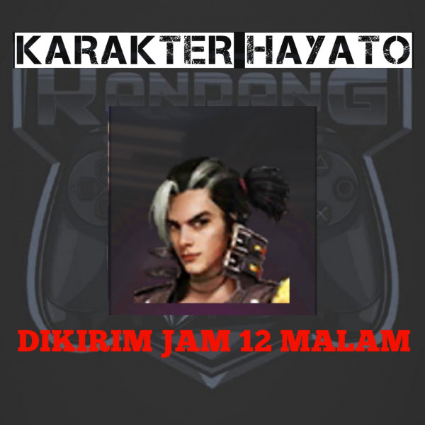 KARAKTER HAYATO