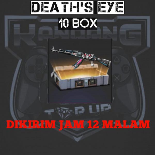 DEATH EYE 10 BOX