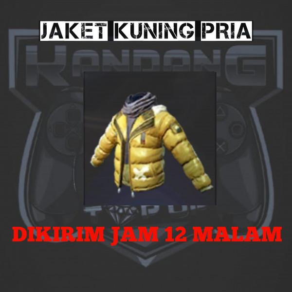 JAKET KUNING PRIA
