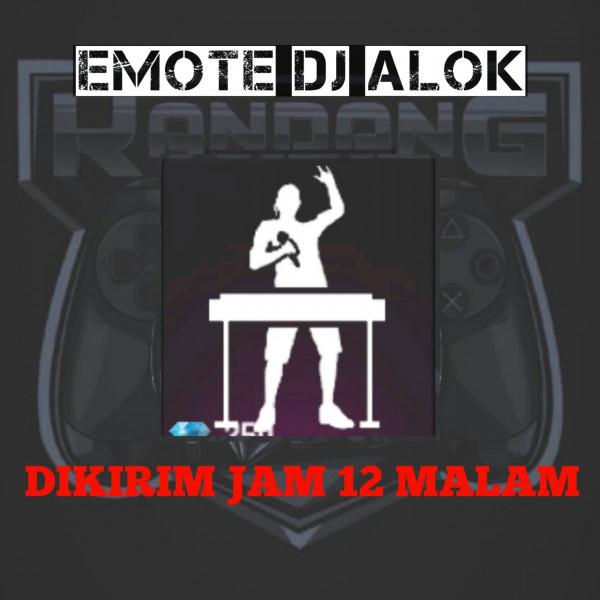 EMOTE DJ ALOK