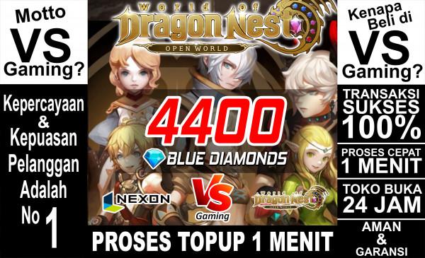 4400 Blue Diamonds