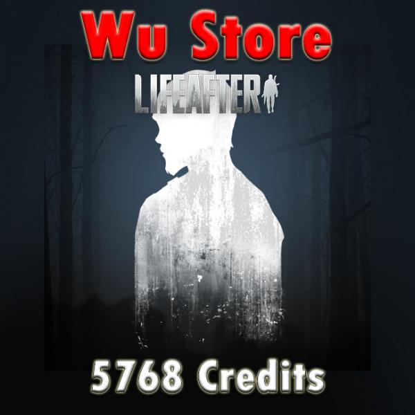 5768 Credits