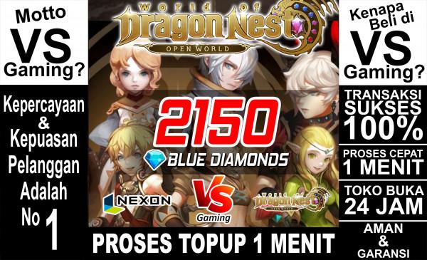 2150 Blue Diamonds
