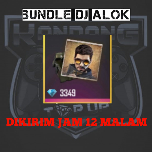 BUNDLE DJ ALOK