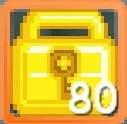 80 world lock + bonus