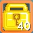 40 world lock + bonus