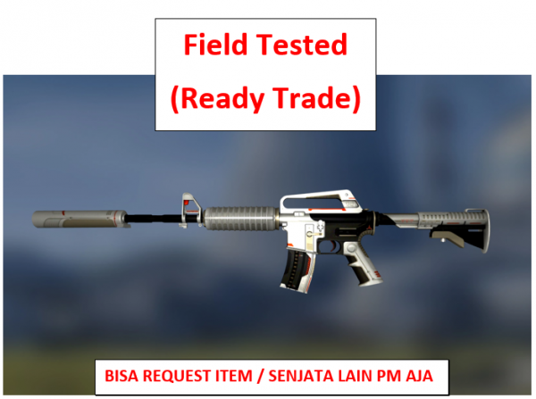M4A1-S | Mecha Industries FT | Ready Trade