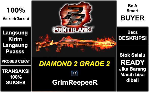 DIAMOND 2 GRADE 2 | GrimReepeeR | FC HOT