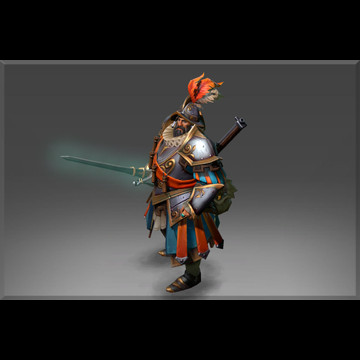 Winds of Conquest (Kunkka Set)