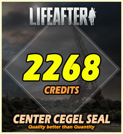 2268 Credits