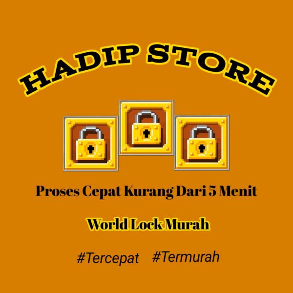Paket Murah 10 World Lock