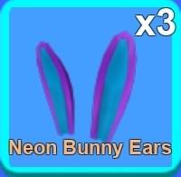 Neon Bunny Ears - Mining simulator