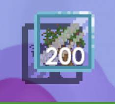 Pepper block (200)