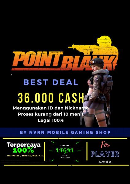 36.000 PB Cash