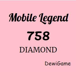758 Diamonds