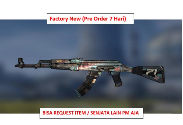 AK-47   Rat Rod FN