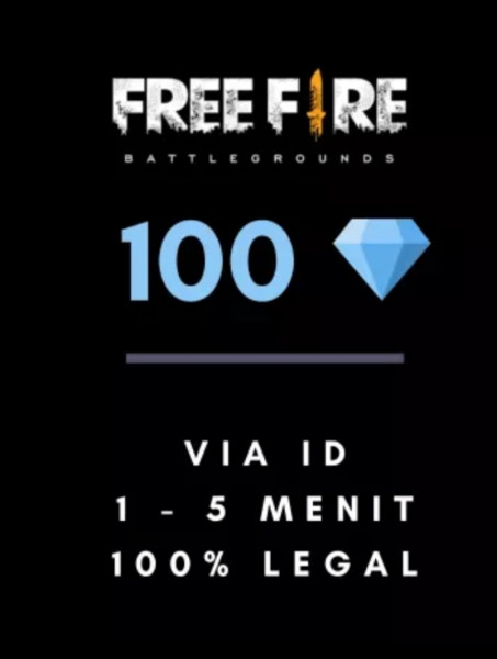 Freefire 100 dm