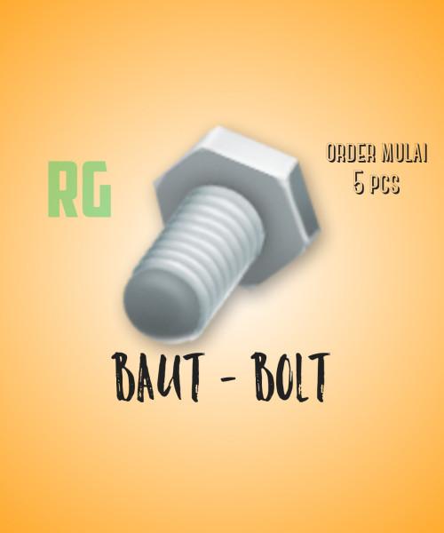 Baut - Bolt