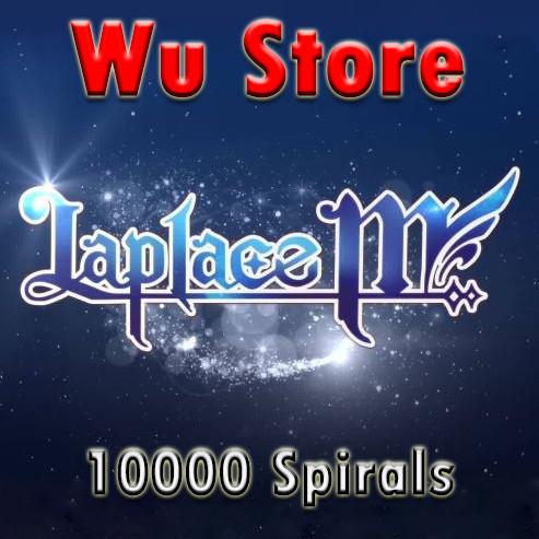 10000 Spiral