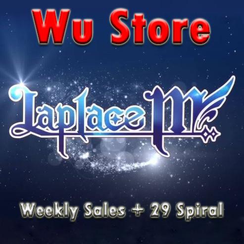 Weekly Sales + 29 Spiral