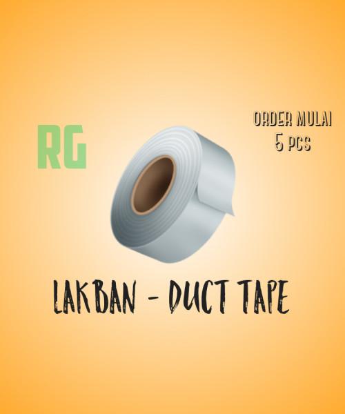 Lakban - Duct Tape