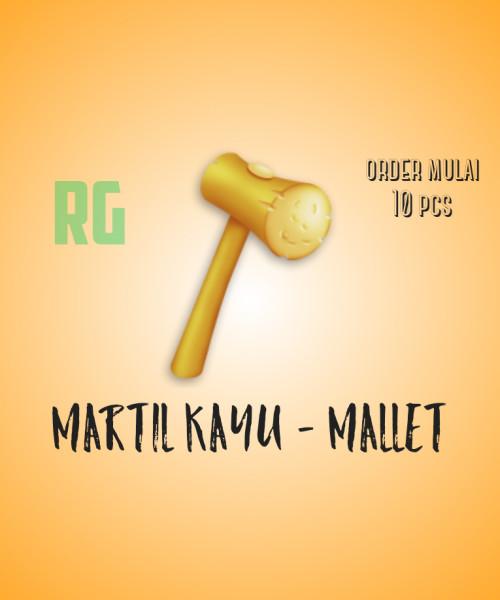 Martil Kayu - Mallet