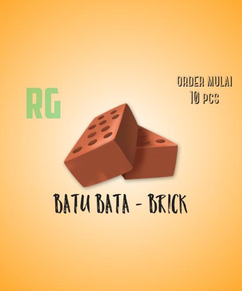 Batu Bata - Brick