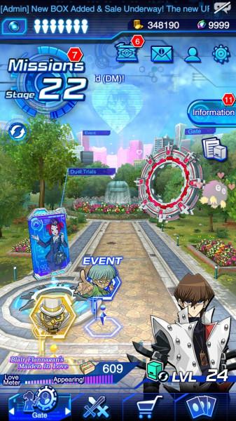 Akun Yugioh Duel Links 9999 Gems
