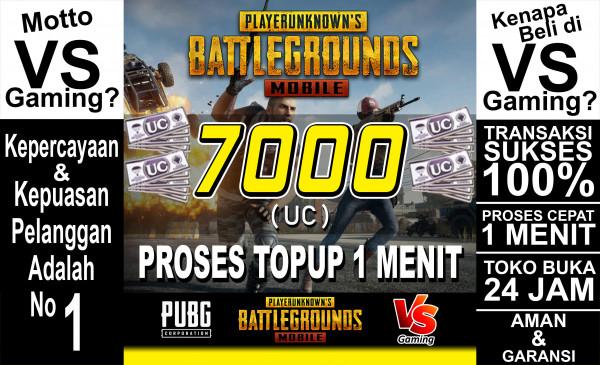 7000 UC