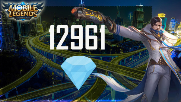 12961 Diamonds