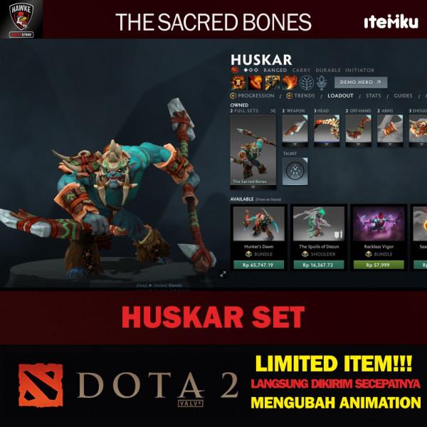 Sacred Bones (Huskar Set)