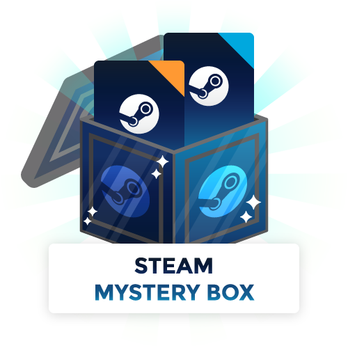 Mystery Box Steam Mystery Box