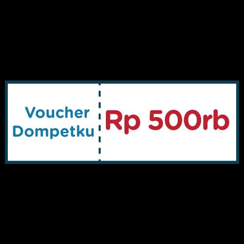 Pemenang Voucher Dompetku 500,000