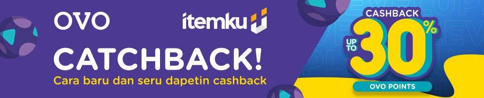 Promo OVO Catchback!