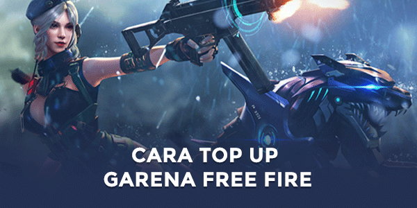 Cara Top Up Garena Shell Free Fire