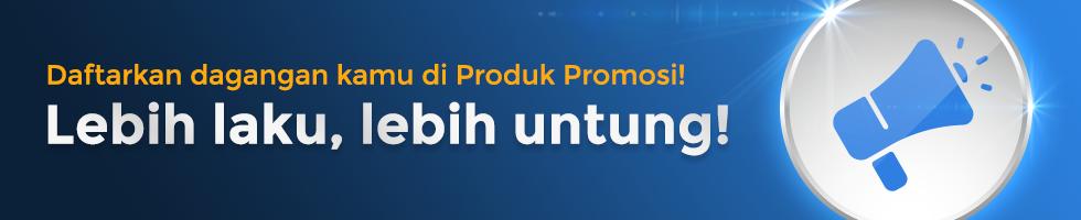 Produk Promosi: Dagangan Lebih Laku Dalam Seminggu!