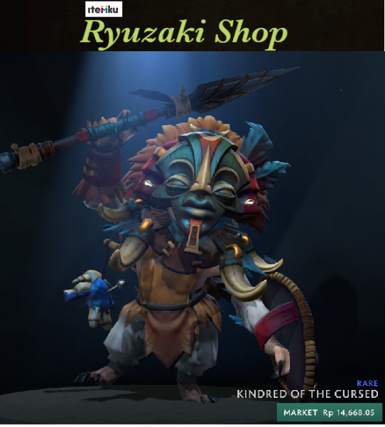Kindred of the Cursed (Meepo Set)