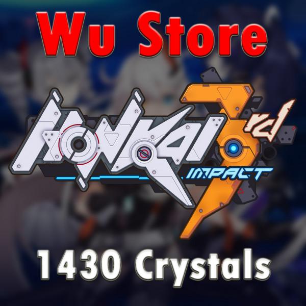 1430 Crystals
